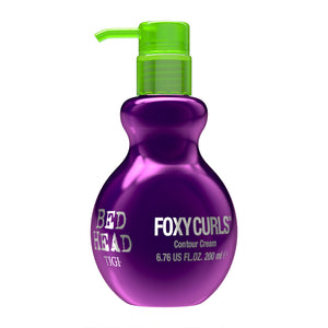 Bed Head by Tigi Foxy Curls Curly Hair Cream for Defined Curls 200ml