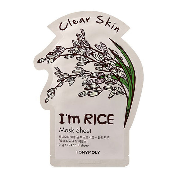 TonyMoly I'm Rice Sheet Mask