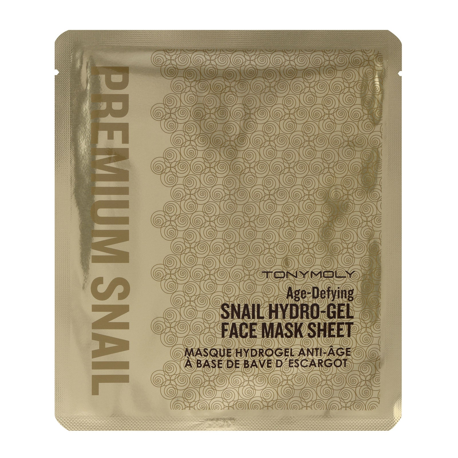 TonyMoly Intense Care Snail Gel Mask 25ml