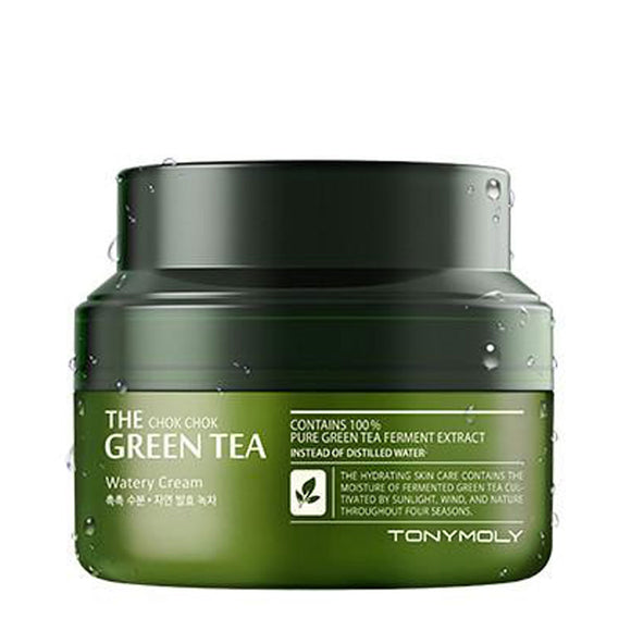 TonyMoly The Chok Chok Green Tea Moist Cream 60ml
