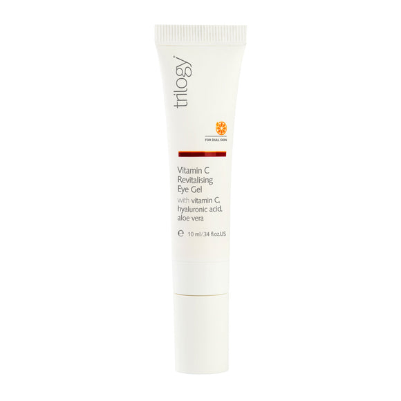 Trilogy® Vitamin C Revitalising Eye Gel 10ml