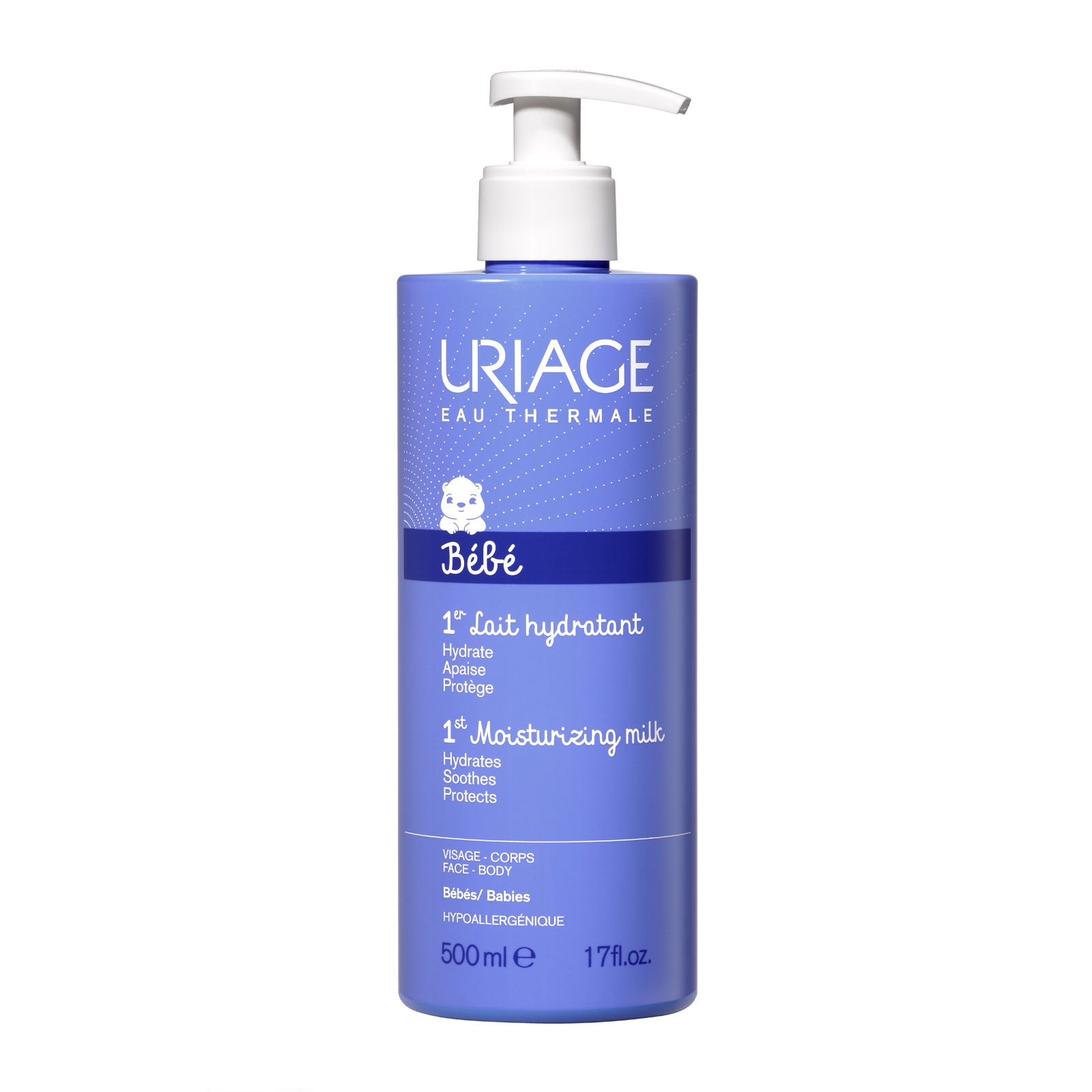 Uriage Baby 1st Moisturizing Milk 500ml