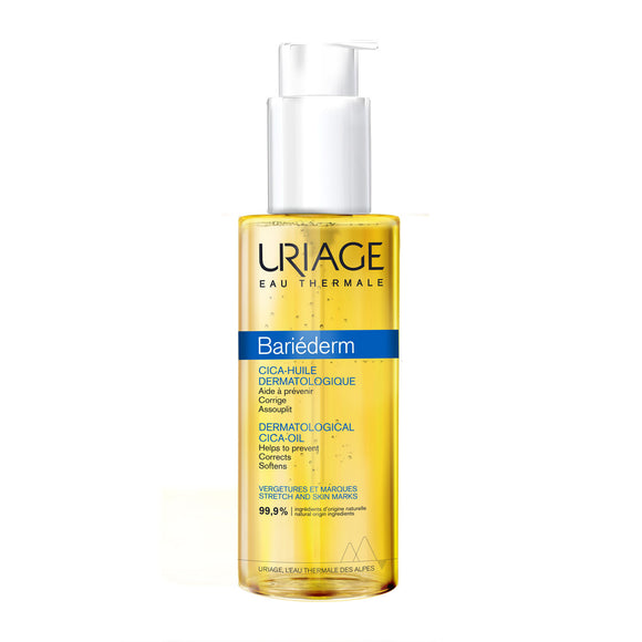 Uriage Bariederm Dermatological Cica-Oil Stretch And Skin Marks 100ml