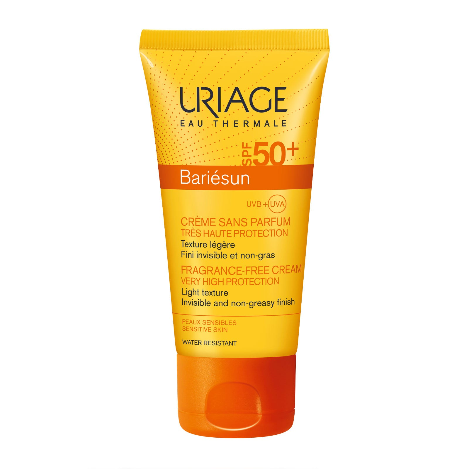 Uriage Bariesun SPF50+ Fragrance-Free Cream 50ml