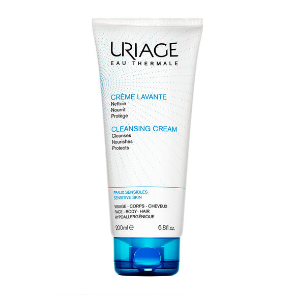 Uriage Cleansing Cream Soap Free 200ml