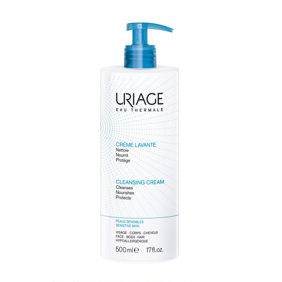 Uriage Cleansing Cream Soap Free 500ml