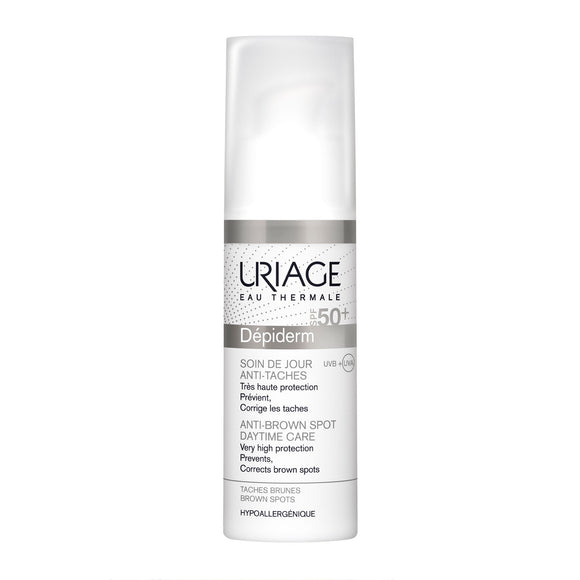 Uriage Dépiderm Anti-Brown Spot Daytime Care SPF50+ 30ml