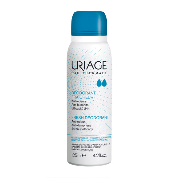 Uriage Fresh Deodorant Spray 125ml