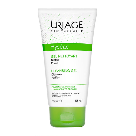 Uriage Hyséac Cleansing Gel 150ml