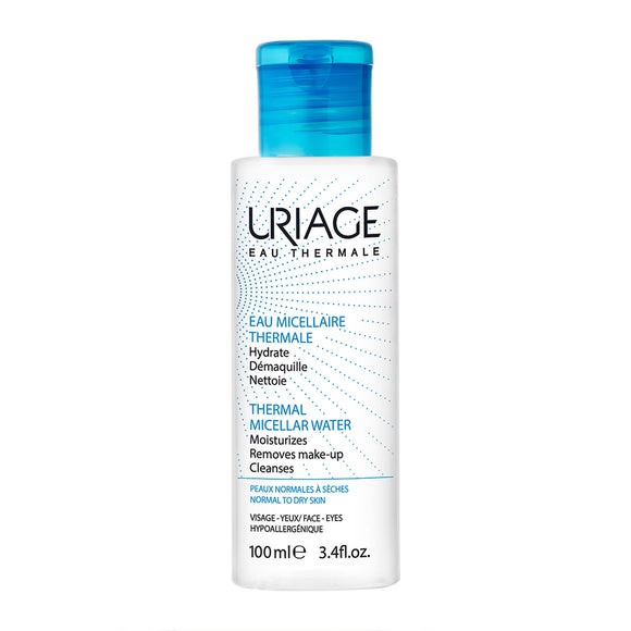 Uriage Thermal Micellar Water for Normal to Dry Skin 100ml