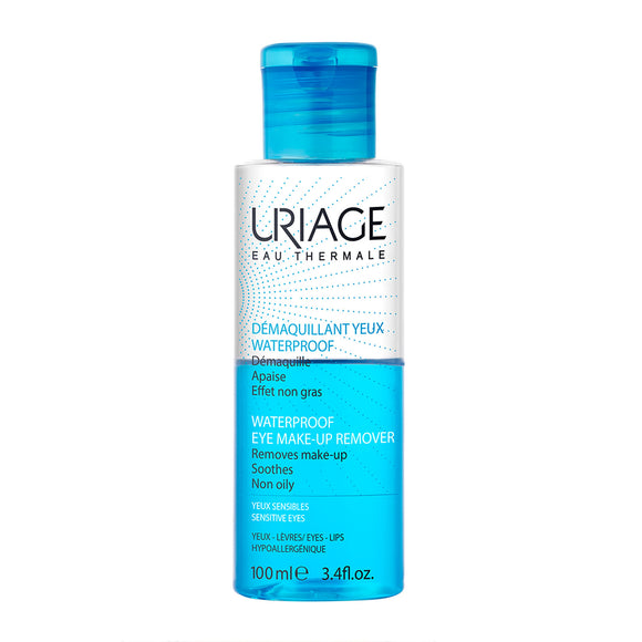 Uriage Waterproof Eye Makeup Remover 100ml