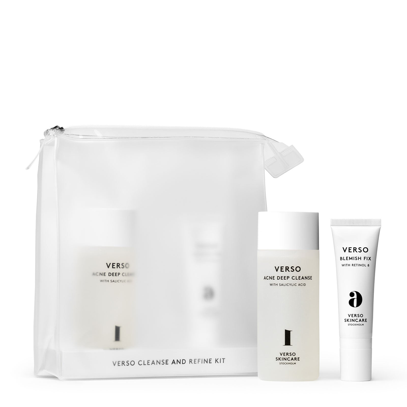 Verso Cleanse & Refine Kit