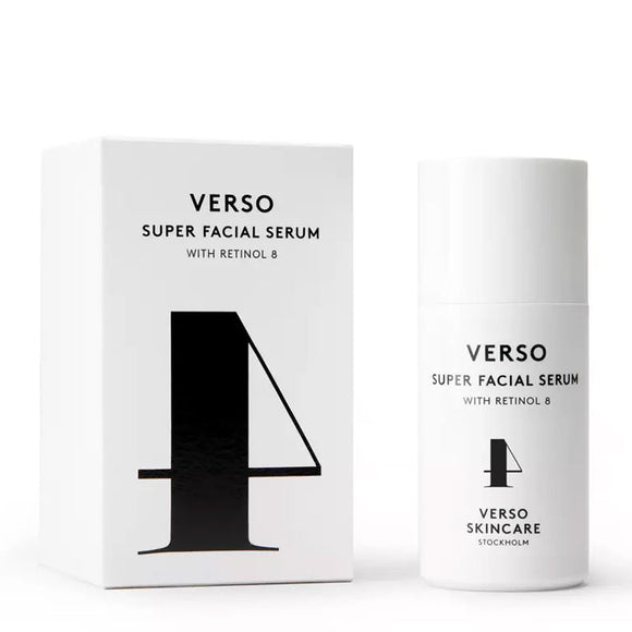 Verso Skincare 4 Super Facial Serum 30ml