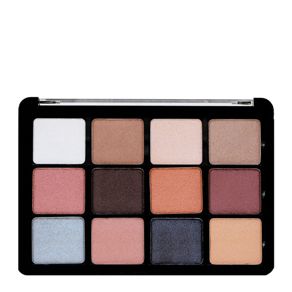 Viseart 05 Sultry Muse Eyeshadow Palette