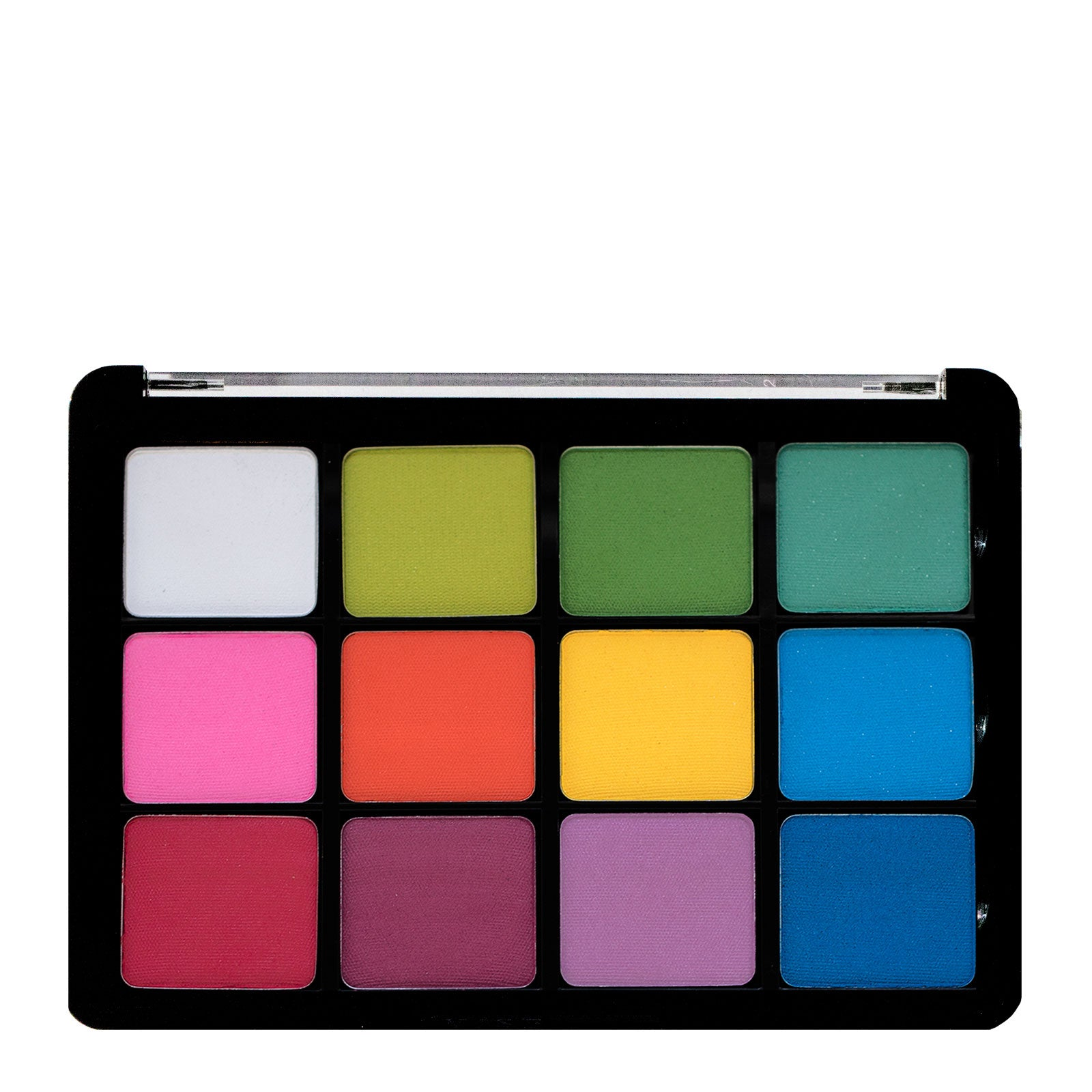 Viseart 08 Editorial Brights Eyeshadow Palette