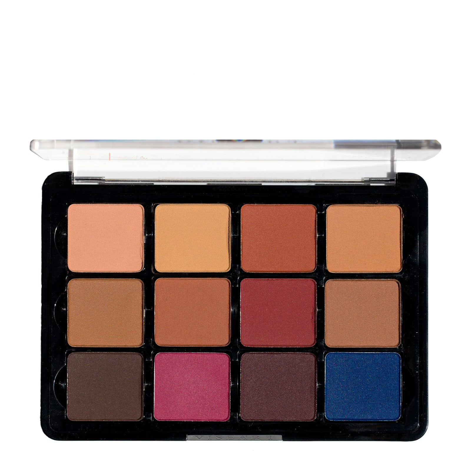 Viseart Neutral Mattes Milieu Eyeshadow Palette