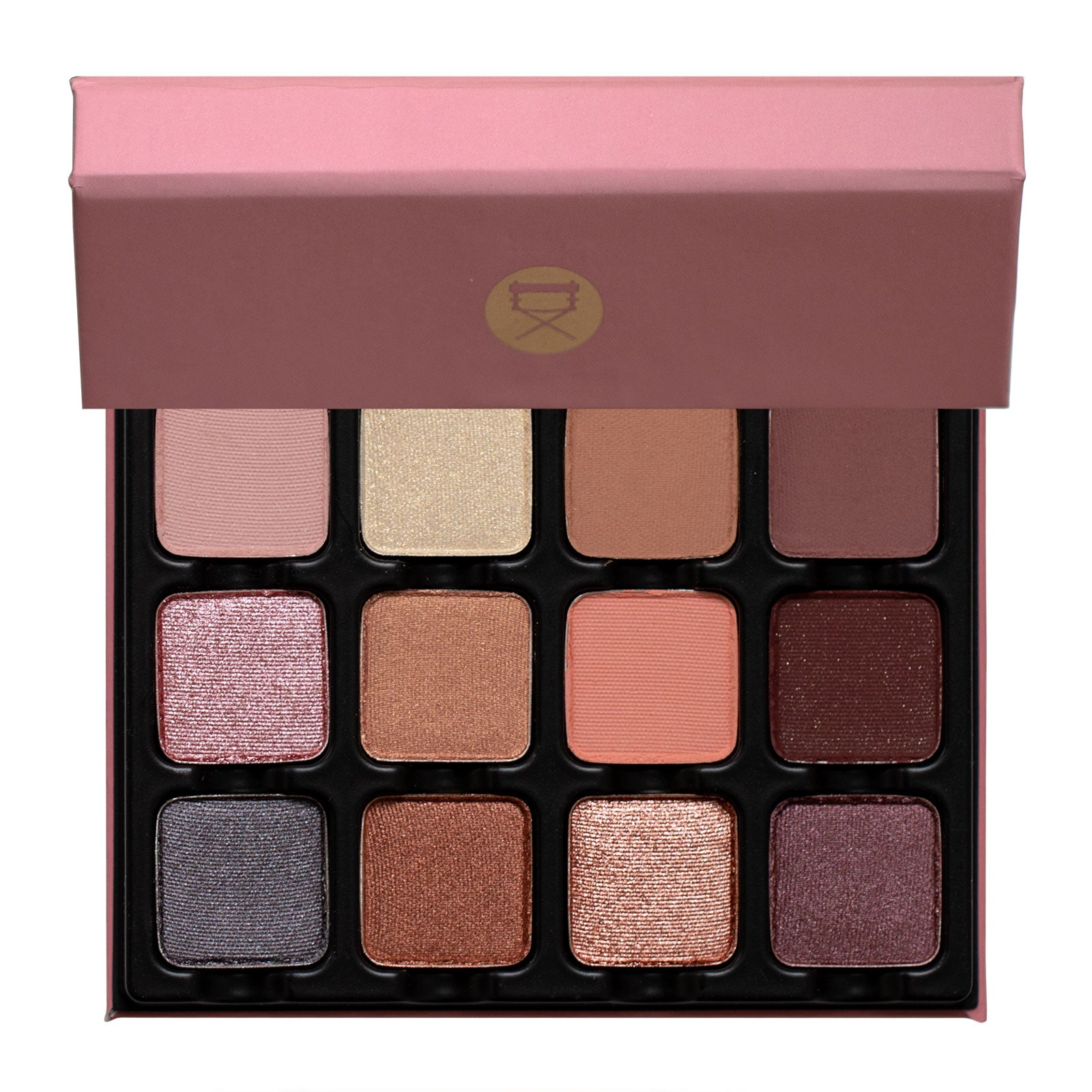 Viseart Paris Edit Eyeshadow Palette 12g