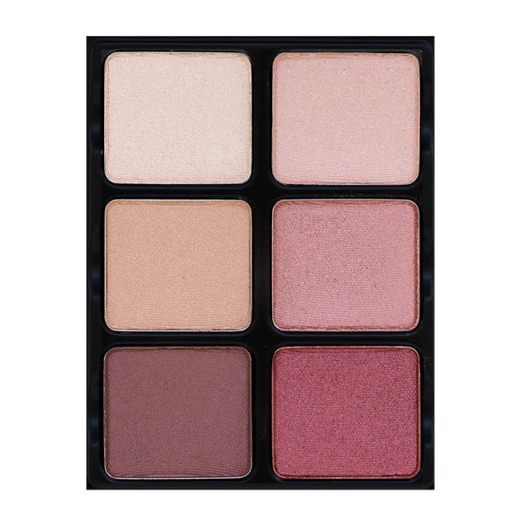 Viseart Theory V Nuance Eyeshadow Palette
