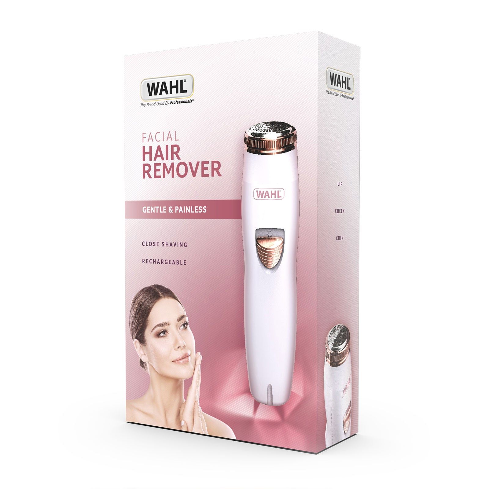 WAHL Female Facial Hair Remover Trimmer Kit