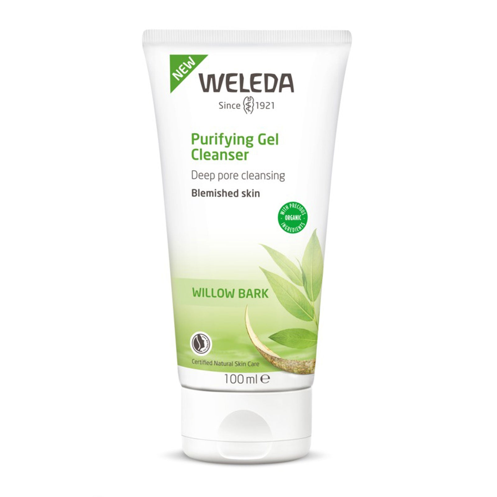 Weleda Purifying Gel Cleanser 100ml
