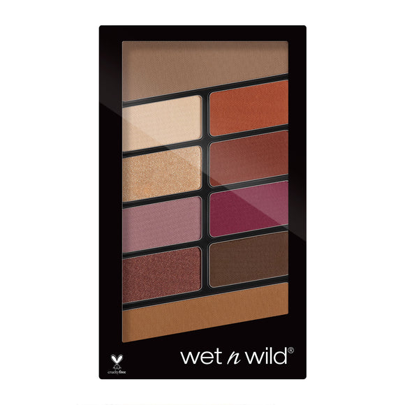 wet n wild Color Icon 10 Pan Palette Rosé in the Air 8.5g