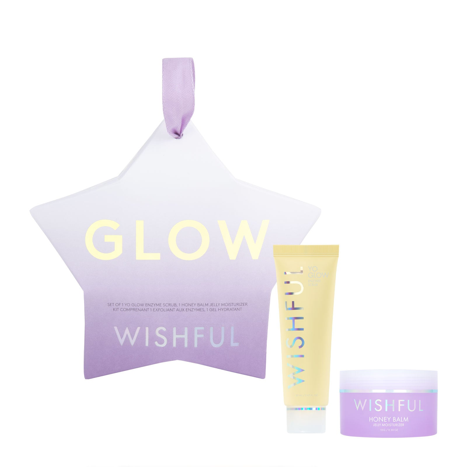 Wishful Glow Gift Set