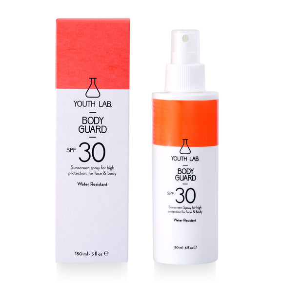 YOUTH LAB Body Guard SPF30 Water Resistant 200ml
