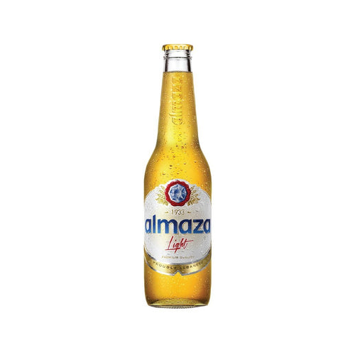 Almaza Light Beer