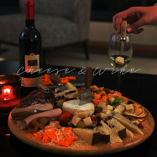 Cheese & Wine Platter
