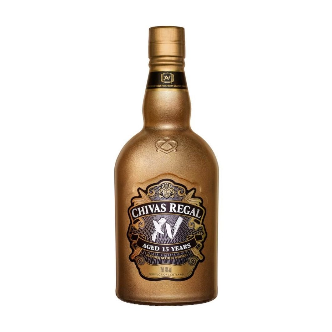Chivas Regal Gold XV 15 Year