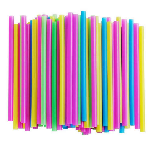 Colored Straws Disposable