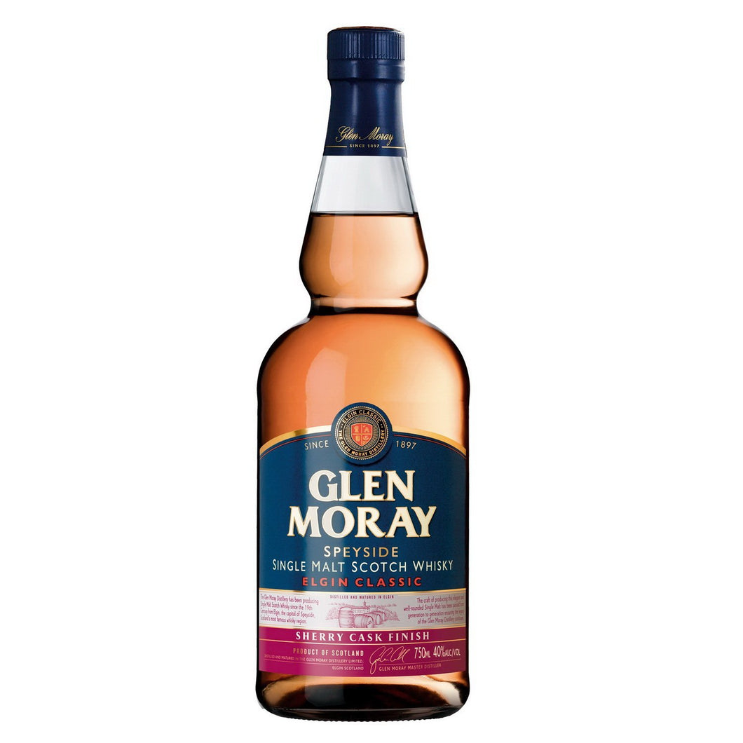 Glen Moray Sherry
