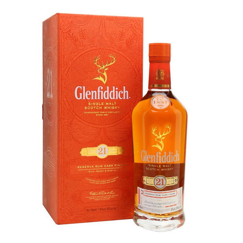 Glenfiddich 21 Year
