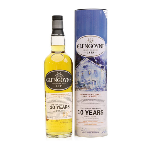 Glengoyne 10 Year Old Jolomo Edition