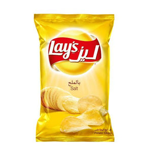Lays Salted Potato Chips - Autobar