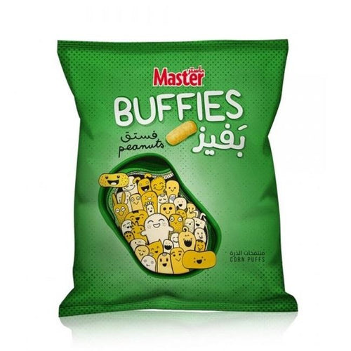 Master Buffies Peanuts Potato Chips