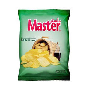 Master Chips Salt & Vinegar