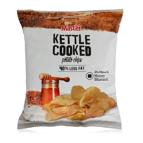Master Kettle Cooked Honey Mustard Potato Chips