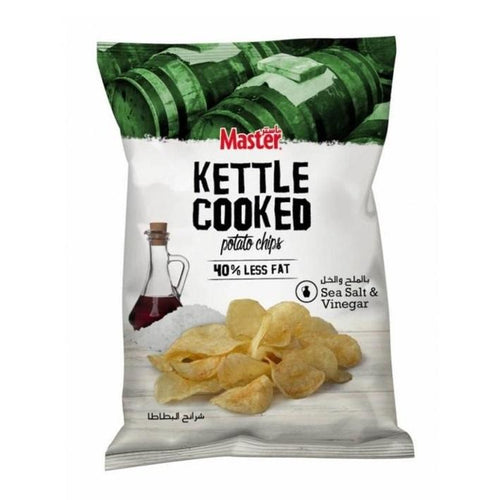 Master Kettle Cooked Salt & Vinegar Potato Chips