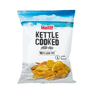 Master Kettle Cooked Sea Salt Potato Chips