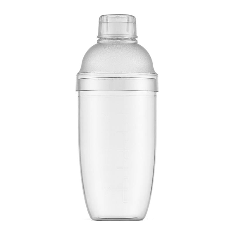 Plastic Cocktail Shaker 3pcs
