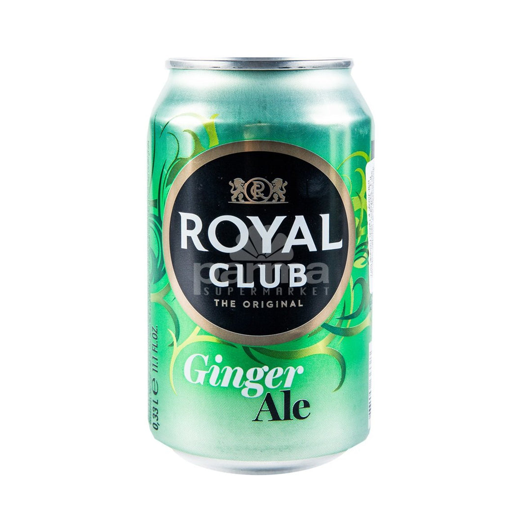 Royal Club Ginger Ale