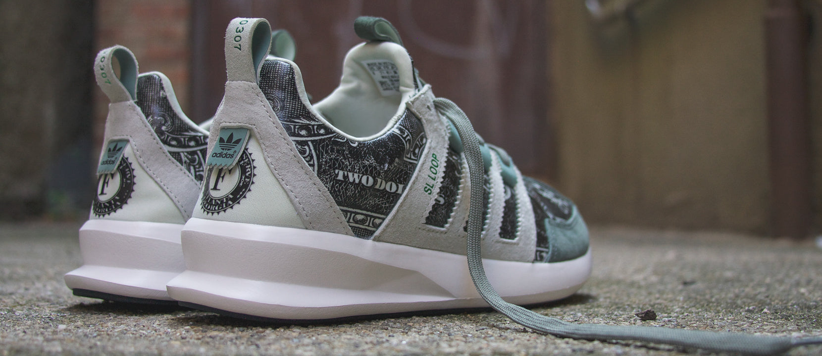 """Release Info  Wish x Adidas SL Loop """"Independent Currency"""" – RISE f17aa7dde"""