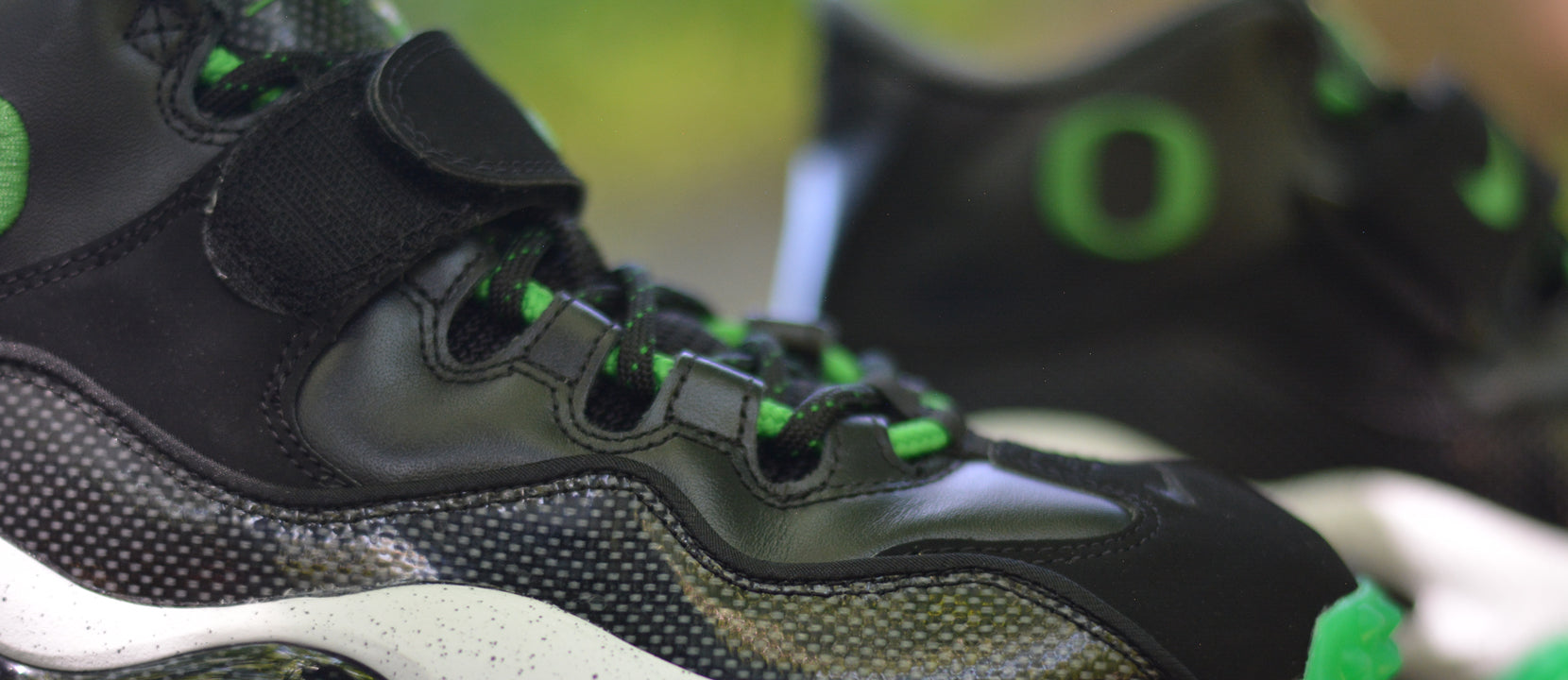 """bd33f30dc3 These latest Nike Air Zoom Turf """"Oregon Ducks"""" had been rumored for quite  some time, and thankfully, is now a reality. The cleanest turf joints we've  seen ..."""