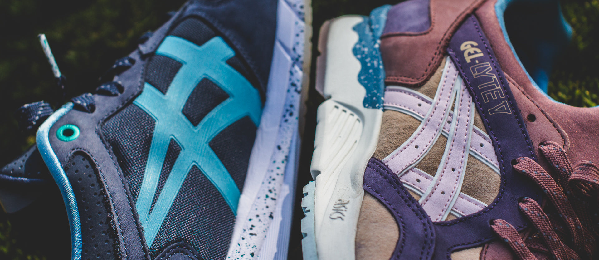 wholesale dealer 3a204 5eb45 Partnering with ASICS and Onitsuka Tiger, UK based retailer Offspring  presents two new mockups of the popular Gel Lyte V and the up-and-coming Shaw  Runner ...