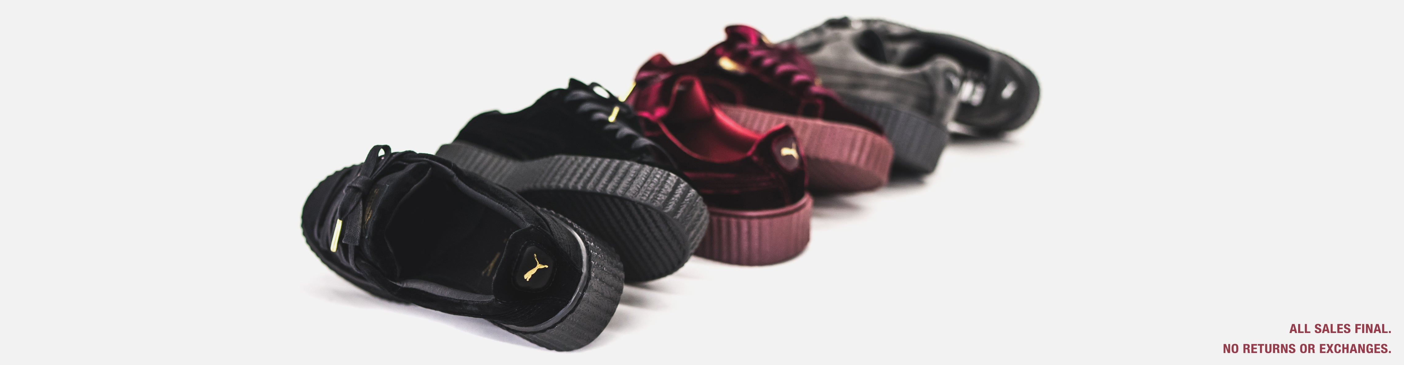 Fenty Puma by Rihanna – Velvet Collection [December 2016]