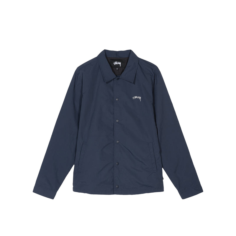 Stussy Mens Classic Coach Jacket