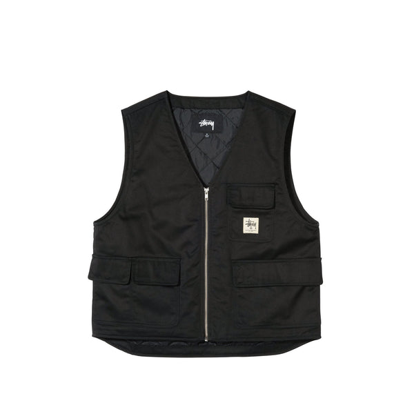 STUSSY Mens Insulated Work Vest