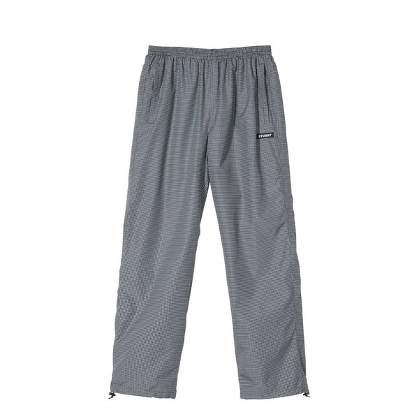 Stussy Mens Houndstooth Track Pants