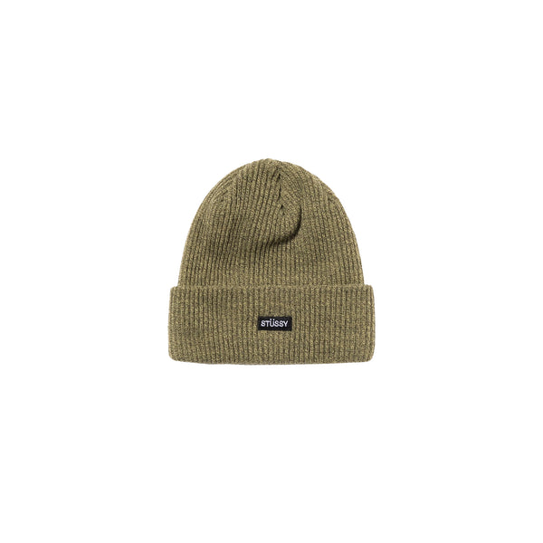 Stussy Mens Small Patch Watchcap Beanie